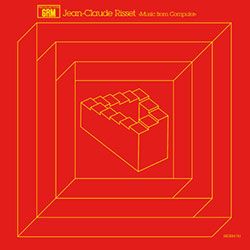 Risset, Jean-Claude: Music from Computer [VINYL] (Recollection GRM)