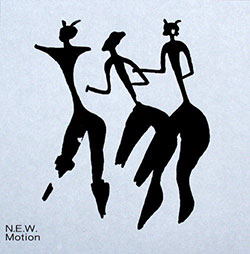N.E.W. (Noble / Edwards / Ward): Motion [VINYL] (Dancing Wayang)