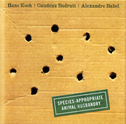 Koch / Badrutt / Babel: Species-Appropriate Animal Husbandry (Creative Sources)