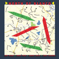 Blonk, Jaap / Sandy Ewen / Damon Smith / Chris Cogburn: North of Blanco (Balance Point Acoustics)