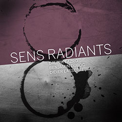Lazro, Daunik / Benjamin Duboc / Didier Lasserre: Sens Radiants (Dark Tree Records)