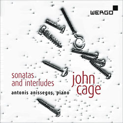Cage, John: Sonatas and Interludes