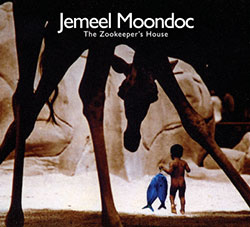 Moondoc, Jemeel: The Zoopkeeper's House (Trio/Quartet/Quintet)