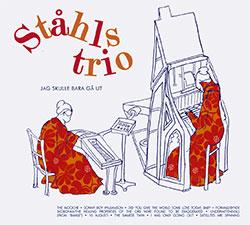 Stahls, Mattias Trio: Jag Skulle Bara Ga Ut  [VINYL 10-inch x 2]