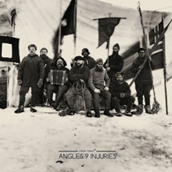 Angles 9: Injuries [VINYL 2 LPs] (Clean Feed)