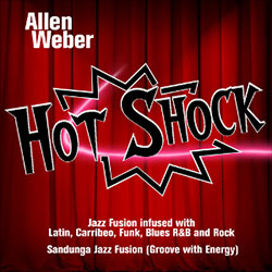 Weber, Allen: Hot Shock <i>[Used Item]</i> (NO LABEL)