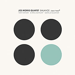 Joe Morris Quartet: Balance (Clean Feed)