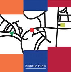 Lexer, Sebastian / Evan Parker / Eddie Prevost: Tri-Borough Triptych