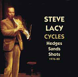 Lacy, Steve: Cycles (1976-80) [2 CDs] (Emanem)