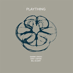 Carter, Kent / Gianni Lenoci / Bill Elgart: Plaything [VINYL]