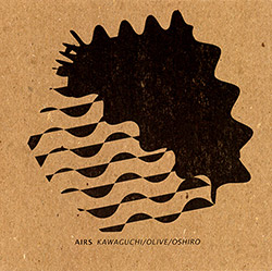 Kawaguchi / Olive / Oshiro: Airs <i>[Used Item]</i> (845 Audio)