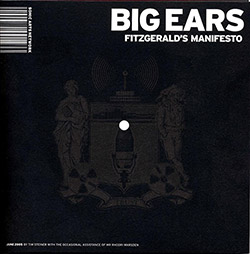 Steiner, Tim: Big Ears Fitzgerald's Manifesto <i>[Used Item]</i>