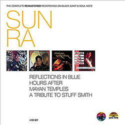 Sun Ra: The Complete Remastered Recordings [4 CD Box Set]