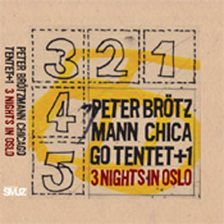 Brotzmann, Peter Chicago Tentet: 3 Nights In Oslo  [BOX SET]