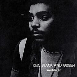 Solidarity Unit, Inc: Red, Black and Green [VINYL]