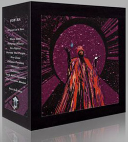 Sun Ra: Art Yard in a Box [7-CD Box]