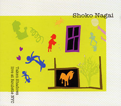 Nagai, Shoko (w/ Reynolds / Goldberger / Takeishi / Black): Taken Shadow (Animul)