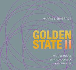 Eisenstadt, Harris (w/ Moore, Schoenbeck, Dresser): Golden State II <i>[Used Item]</i>
