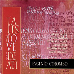 Colombo, Eugenio  : Tales Of Love And Death  <i>[Used Item]</i> (Leo)