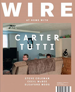 Wire, The: #373 March 2015