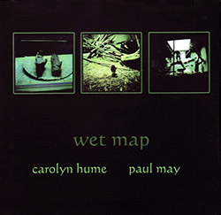 Hume, Carolyn / Paul May : Wet Map <i>[Used Item]</i>