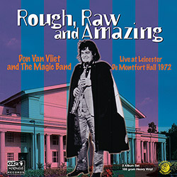 Vliet, Don Van (Captain Beefheart) and The Magic Band: Rough Raw and Amazing [VINYL 2 LPs] (Ozit Records)