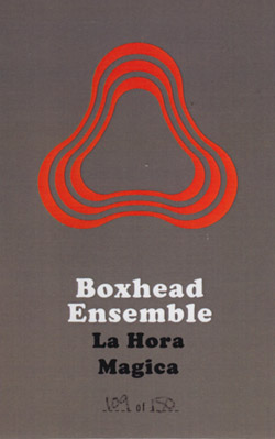 Boxhead Ensemble: La Hora Magica [CASSETTE with download code]