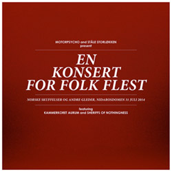 Motorpsycho: En Konsert For Folk Flest [VINYL 2 LP & CD & DVD]