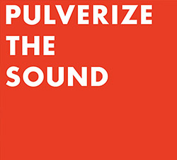 Peter Evans / Tim Dahl / Mike Pride: Pulverize The Sound (Relative Pitch)
