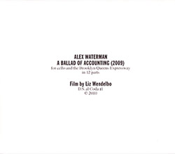 Waterman, Alex / Liz Wendelbo: A Ballad For Accounting (2009) <i>[Used Item]</i> (D.S. al Coda )