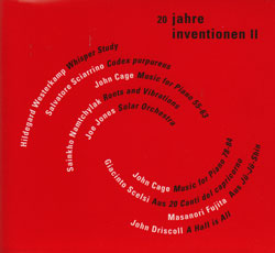 Various Artists: 20 Jahre Inventionen II