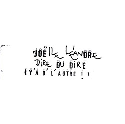 Leandre, Joelle: Dire du Dire (Rectangle)