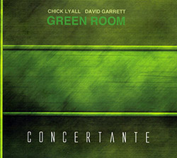 Lyall, Chick / David Garrett: Green Room
