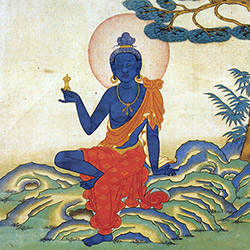 Belogenis, Louie: Blue Buddha