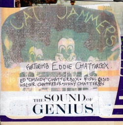 Chadbourne, Eugene : Eddie Chatterbox: The Sound Of Genius (Chadula)