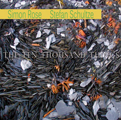 Rose, Simon / Stefan Schultze: The Ten Thousand Things (Red Toucan)