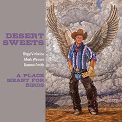 Desert Sweets: Vinkeloe, Biggi / Mark Weaver / Damon Smith: A Place Meant For Birds
