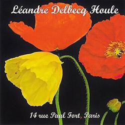 Leandre / Delbecq / Houle: 14 Rue Paul Fort, Paris <i>[Used Item]</i>