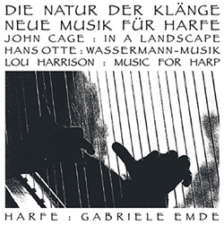 Emde, Gabriele : Die Natur der Klange: Neue Musik fur Harfe