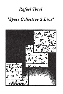Toral, Rafael: Space Collective 2 Live [CASSETTE + download]