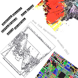 Bennani / Silva / Greene / Henderson: Free Form Improvisation Ensemble 2013 (Improvising Beings)