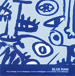 Kerbaj, Mazen / Ernesto Rodrigues / Guilherme Rodrigues / Carlos Santos / Sharif Sehnaoui : Blue Rai (Creative Sources)