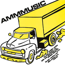 AMM: AMMMusic [VINYL]