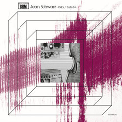 Schwarz, Jean: Erda / Suite N  [VINYL] (Recollection GRM)
