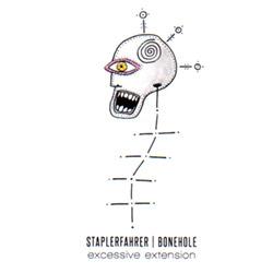 Staplerfahrer / Bonehole: Excessive Extension [CASSETTE] (Bicephalic)