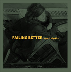 Elyakim, Dganit : Failing Better <i>[Used Item]</i> (Aural Terrains)