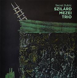Szilard Mezei Trio: Secret Public (Aural Terrains)