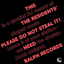 Residents, The: Please Do Not Steal It!