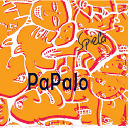 PaPaJo (Hubweber / Lovens / Edwards): Spiela (Creative Sources)