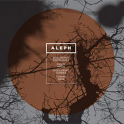 Guilherme Rodrigues / David Area / Guillermo Torres / Tomas Gris: Aleph (Creative Sources)